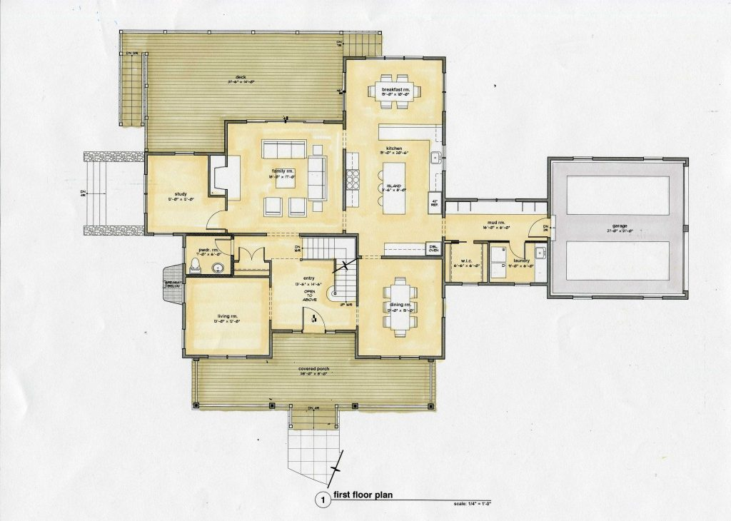 architectural design and home plans