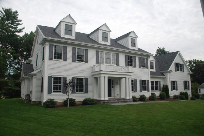 Colonial home scarsdale ny