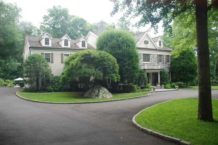 Colonial addition/remodel, Greenwich, CT