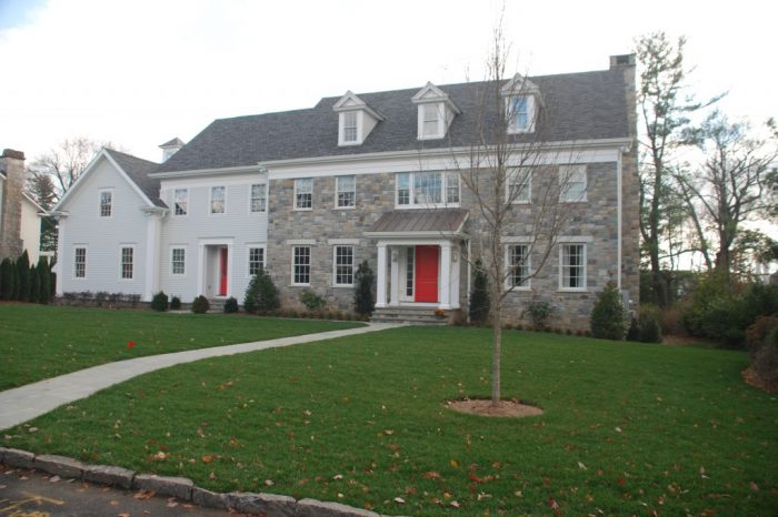 custom colonial home scarsdale ny