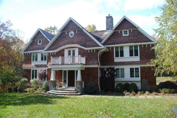 shingle style addition