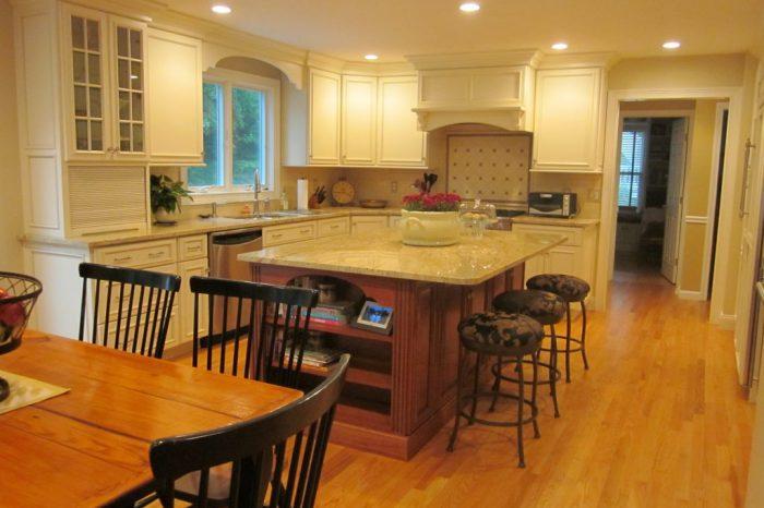 custom kitchen remodel Fairfield CT