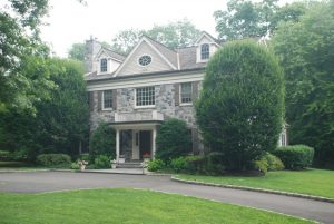 Stone faced alteration addition colonial