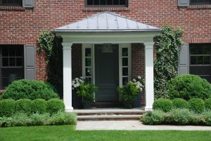 colonial home entry in ct
