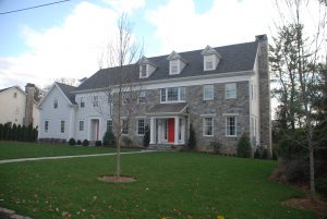 Front elevation greenwich ct