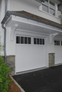 colonial spec house garage greenwich ct