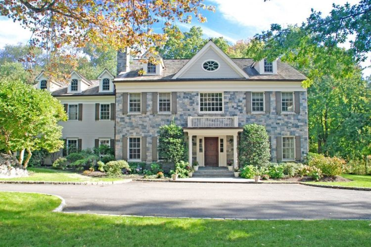 Greenwich CT home remodel by DeMotte Architects