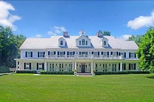 Westport CT home design by DeMotte Architects