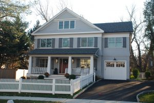 shingle style home designed by demotte architects for rye ny