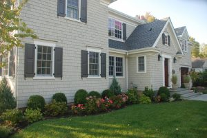 rye ny home colonial addition exterior