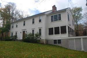 colonial addition alteration pound ridge ny