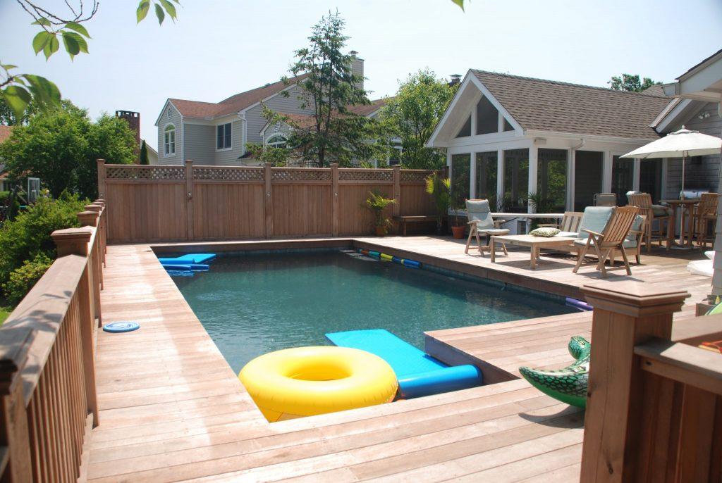 rye ny home pool