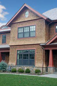 shingle exterior home