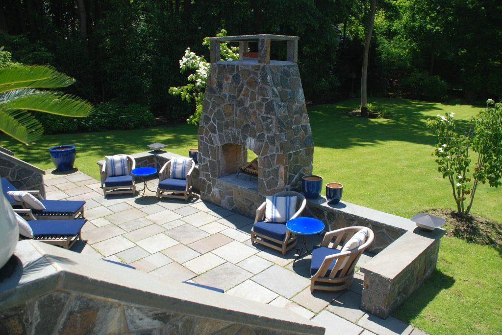 rye ny outdoor terrace