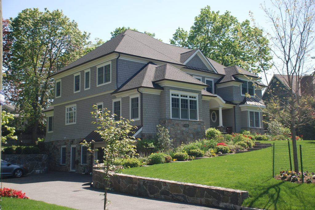 rye new york home exterior