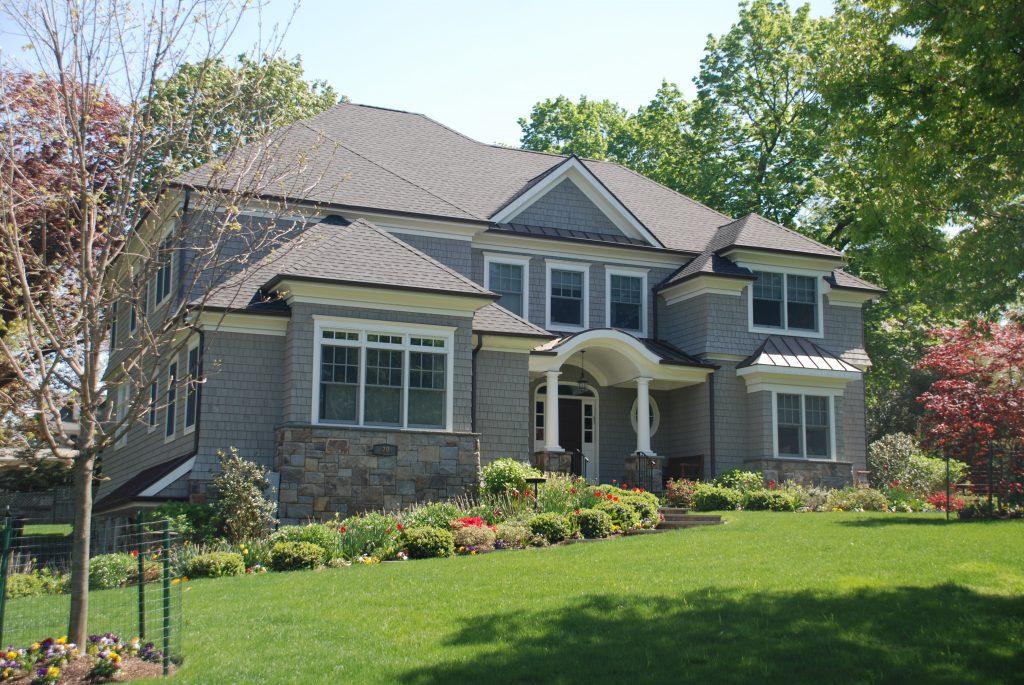 shingle style home in rye ny