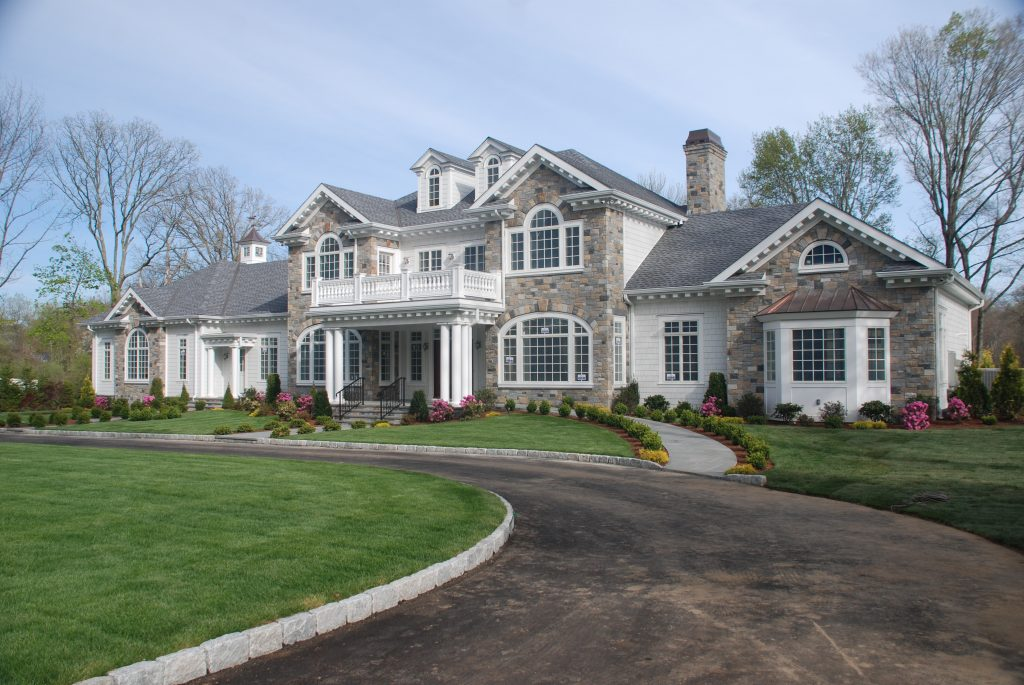 demotte architects custom home in greenwich ct