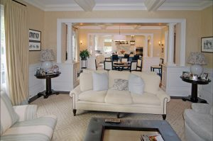 Greenwich CT interior DeMotte