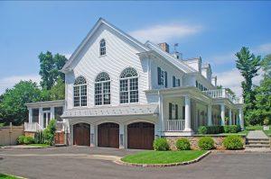 colonial home garage westport ct