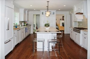 rye ny home kitchen