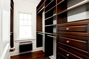 Master Bedroom Closet in rye ny