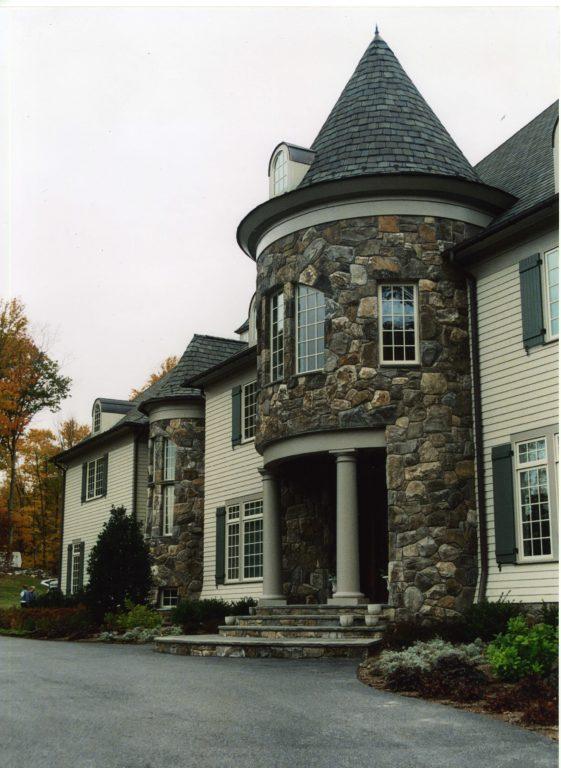 front entry katonah ny home