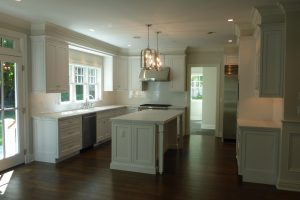 kitchen in rye ny home by demotte architects