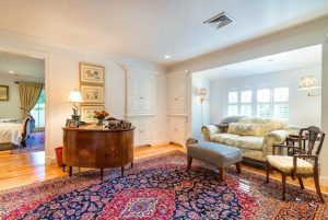 Ridgefield CT home interior