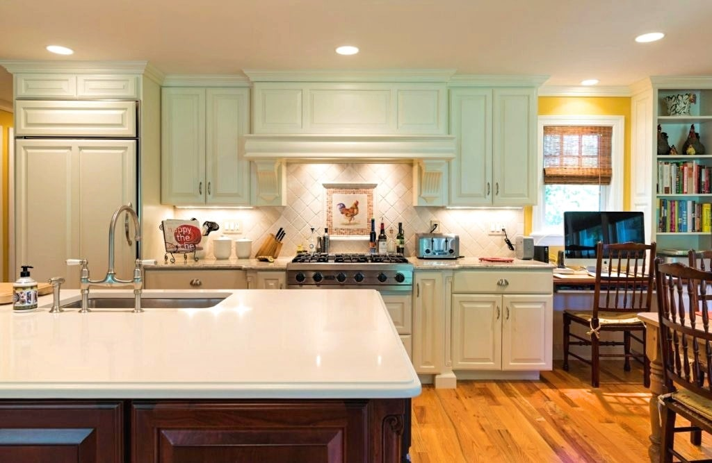 Ridgefield CT home kitchen