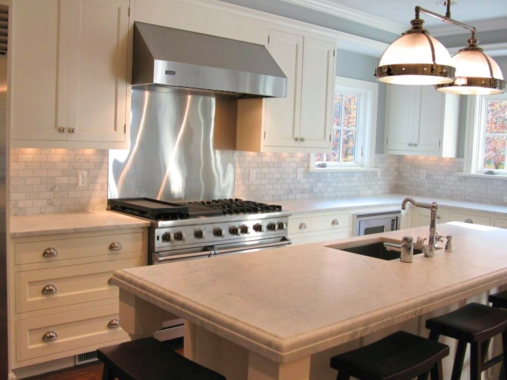 Rye NY kitchen after renovation