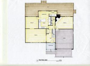 floow plan addition alteration