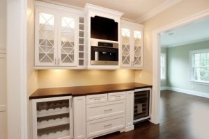 Updated Butler Pantry in rye ny home