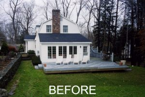 home before remodel in Ridgefield