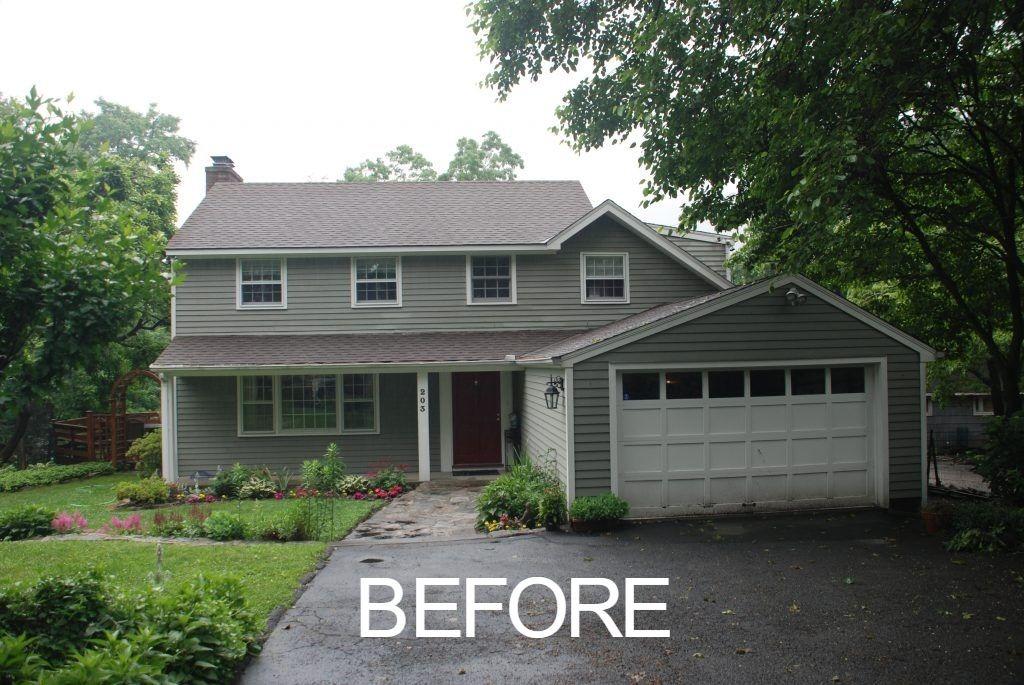 home before remodel Darien