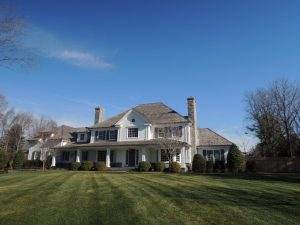 Colonial spec house, Greenwich, Ct.