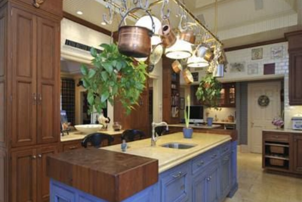 Beautiful kitchen in NY after home addition by DeMotte Architects
