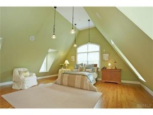 Bedroom of harrison ny home remodel