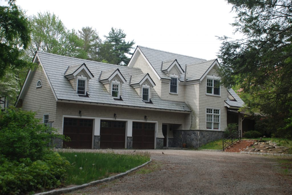 shingle style addition in greenwich ct