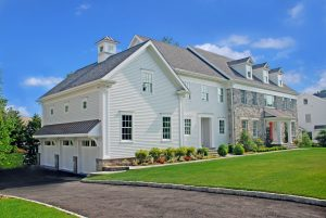 colonial home garage scarsdale ny