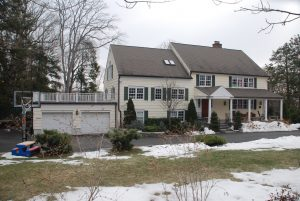 greenwich ct home before remodel