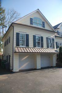 garage of greenwich ct home