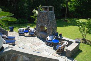 rye ny home patio