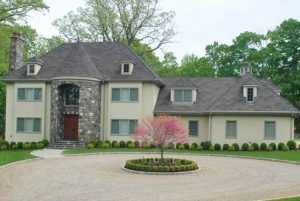 European home design in Greenwich CT by DeMotte Architects