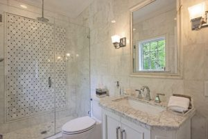 Greenwich CT bathroom design