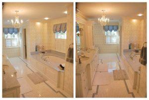 Katonah NY bathroom after renovation