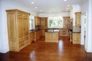 Kitchen of Westport home