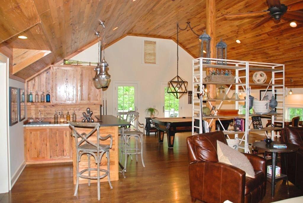 Ridgefield home interior