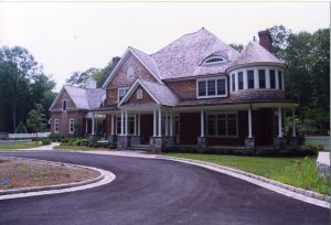 shingle style home design in pound ridge ny by demotte architects