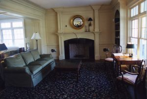 pound ridge ny home living room