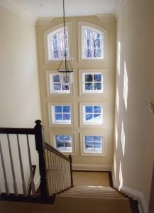 pound ridge ny home interior by demotte architects
